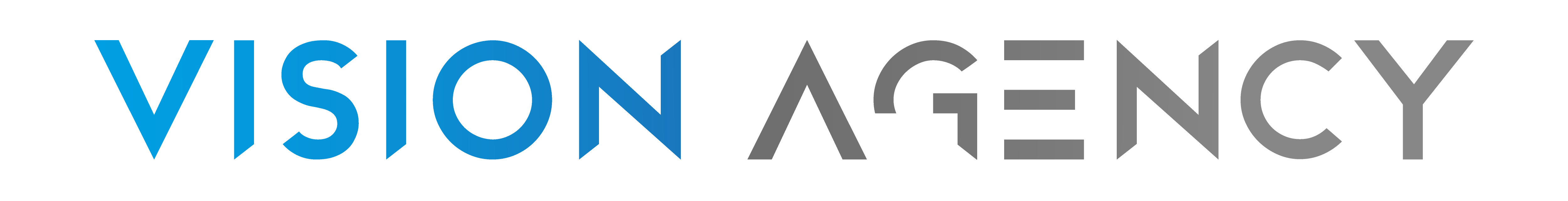 Text Logo of Vision Agency